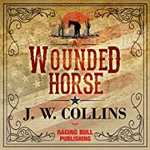 A Wounded Horse Audiobook by J. W. Collins Narrated by Philip Benoit