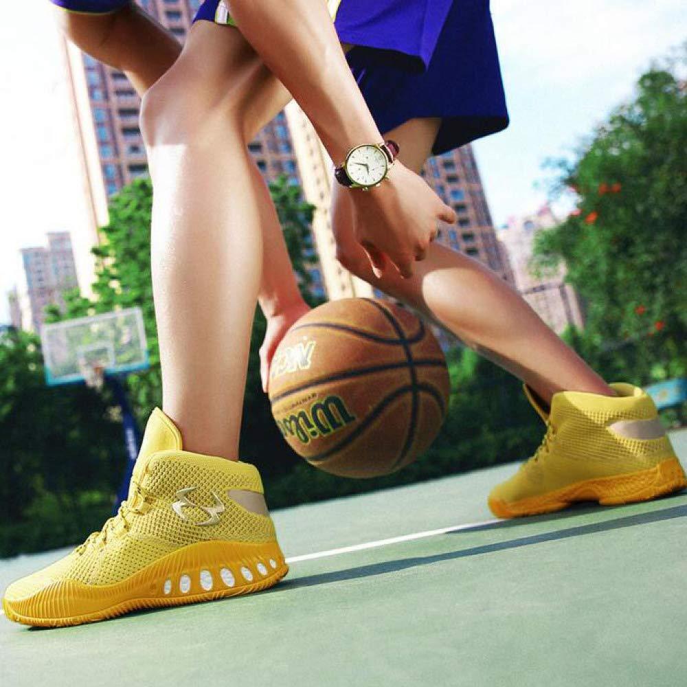 Männer Laufschuhe Laufschuhe Laufschuhe Stricken Basketballschuhe Athletischer Sporttrainer Zu Fuß Stiefel B07MK2VVMW Sport- & Outdoorschuhe Bekannt für seine gute Qualität 9cc026