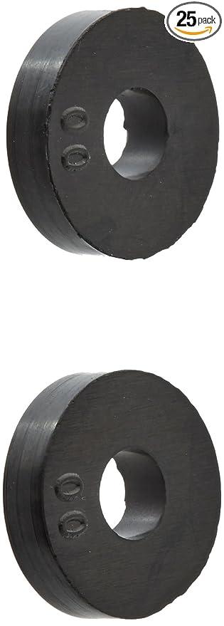 1//4 Flat Teflon Faucet Washer 25 per Bag