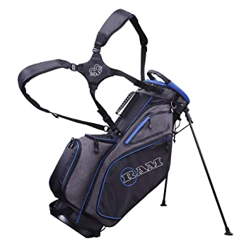 Amazon.com: RAM Golf Premium Tour Stand/Bolsa de transporte ...