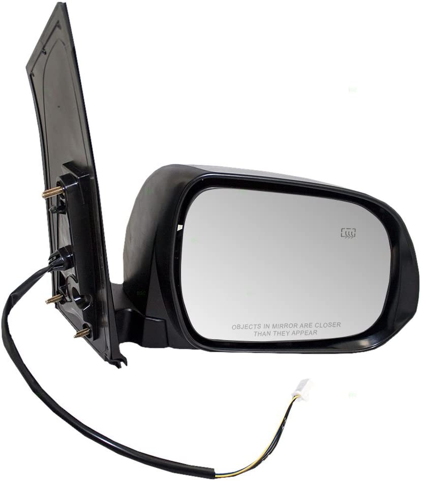 Genuine Toyota 87910-08090-C0 Rear View Mirror Assembly