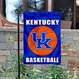 Kentucky Wildcats Basketball Garden Flag