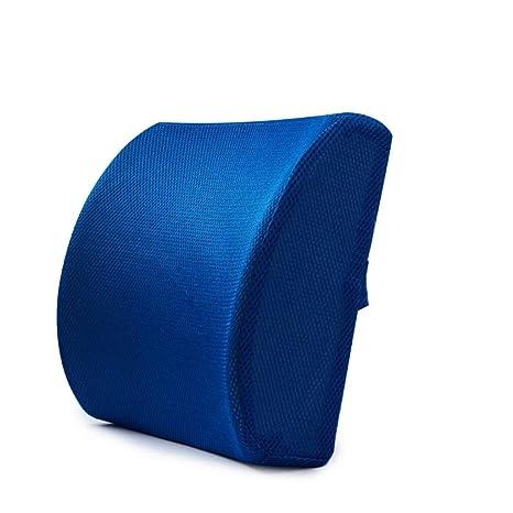 WXH Cushions Cojín Memoria Espacial Algodón Lectura Almohada ...