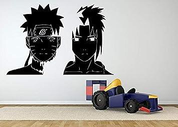 Amazon.com: WTD - Adhesivo decorativo para pared, diseño de ...