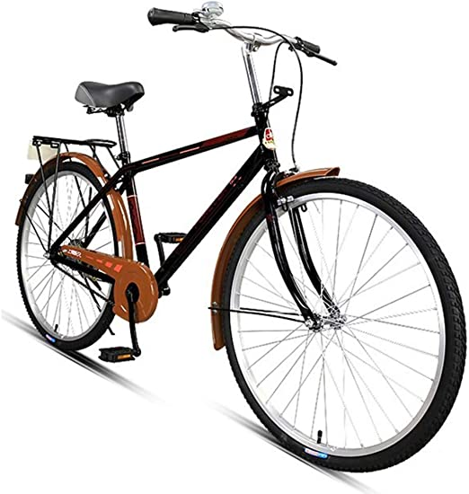 Bicicleta de montaña Bicicleta Retro Commuter Car High Carbon ...