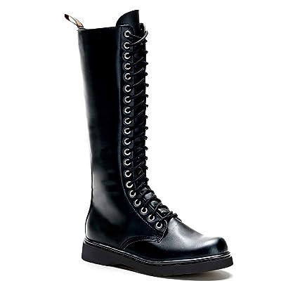 Demonia Women's Defiant-400 Boot | Knee-High