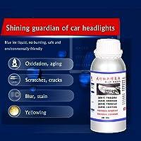 Earthily Car Headlight Repair Fluid Kit High Capacity