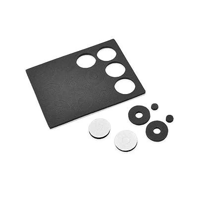 J Concepts Inc. Foam Adhesive Body Washers (12), JCO2704: Toys & Games [5Bkhe1005652]