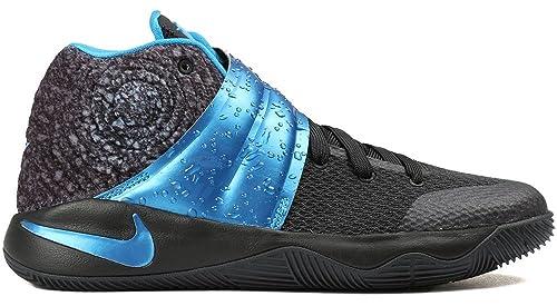 Nike 826673-005, Zapatillas de Baloncesto para Niños, Negro (Black/Blue Glow Anthracite), 35.5 EU: Amazon.es: Zapatos y complementos
