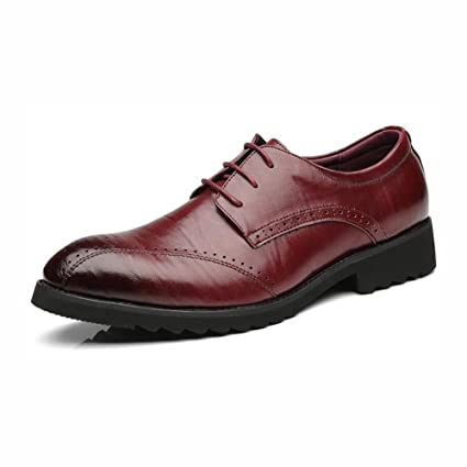 059fdcd06f19 Amazon.com: Yaxuan Men Fashion Business Shoes,Spring Fall Comfort ...