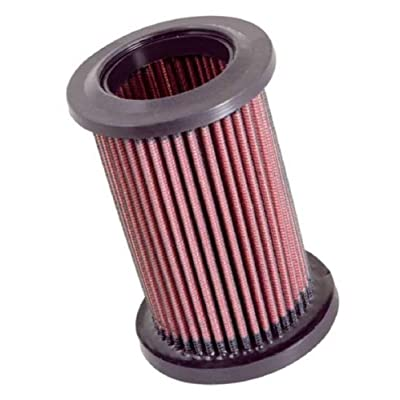 K&N Engine Air Filter: High Performance, Premium, Powersport Air Filter: 2006-2020 DUCATI(Hypermotard, SP, Monster 1200, 25th Anniversario, Stealth, Scrambler, Cafe Racer, other select models) DU-1006: Automotive