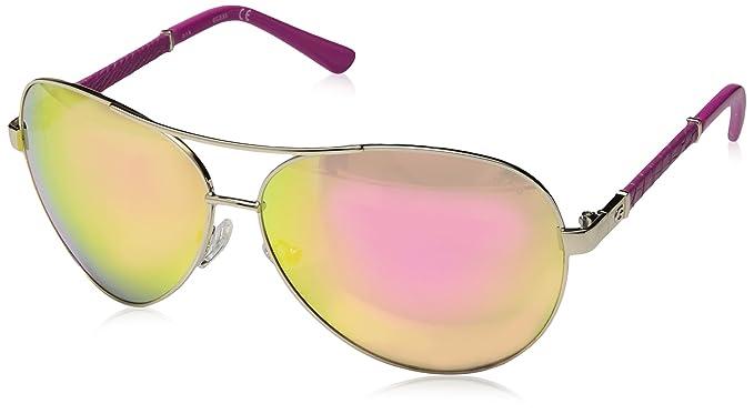 Gafas de Sol Mujer Guess GF6015-32C: Amazon.es: Ropa y ...