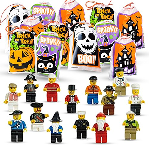 20-Halloween-Trick-Or-Treat-Bags-with-Mini-Toy-Figure-Toys-Colorful-Novelty-Assortment-For-Kids-Party-Favors-and-Filled-School-Prizes-Giveaways