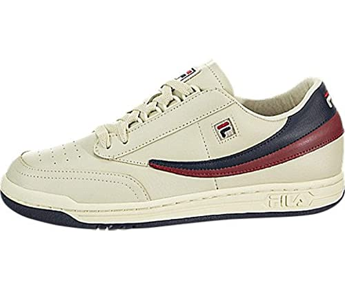 43f39a2c7619 Fila Men s Original Tennis Sneaker F.Cream   F.Navy   F.Red 8 D(M) US  Buy  Online at Low Prices in India - Amazon.in