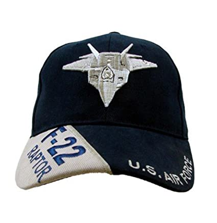 Amazon.com  US Air Force  F-22 Raptor  Ball Cap e61567a49f3