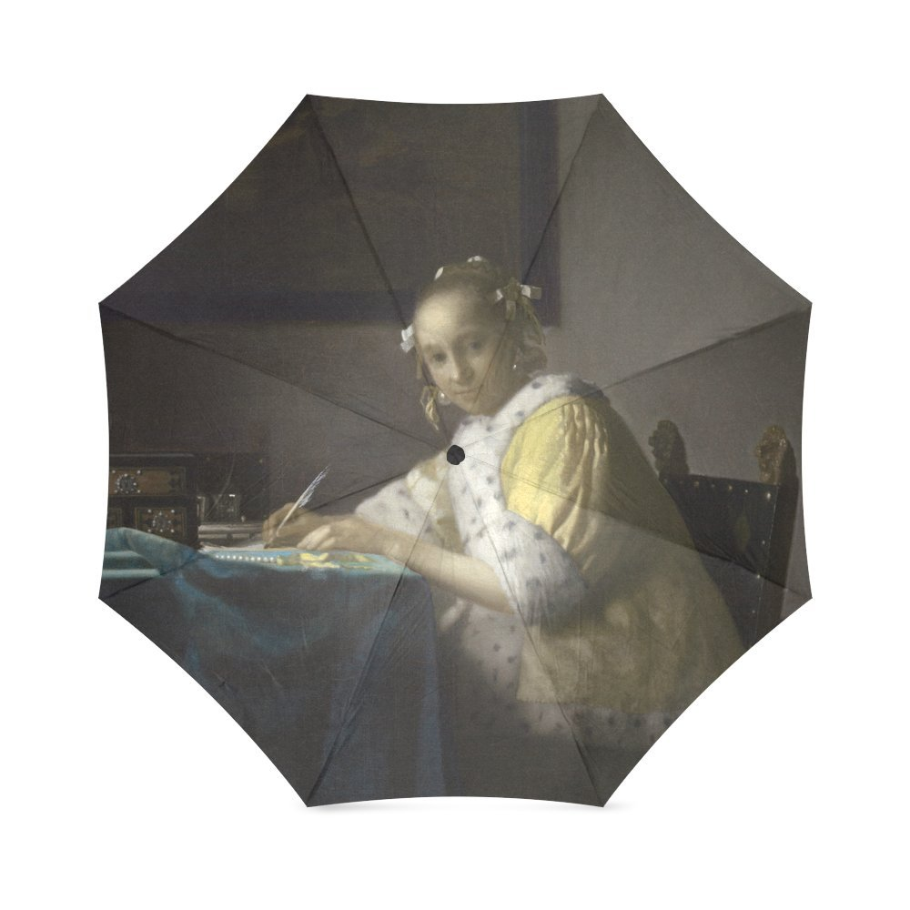 Johannes Vermeer Paintings Umbrella APPAREL   B01EN5YGDE
