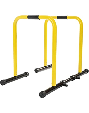 RELIFE REBUILD YOUR LIFE Dip Station Functional Heavy Duty Dip Stands Fitness Workout Dip bar Station