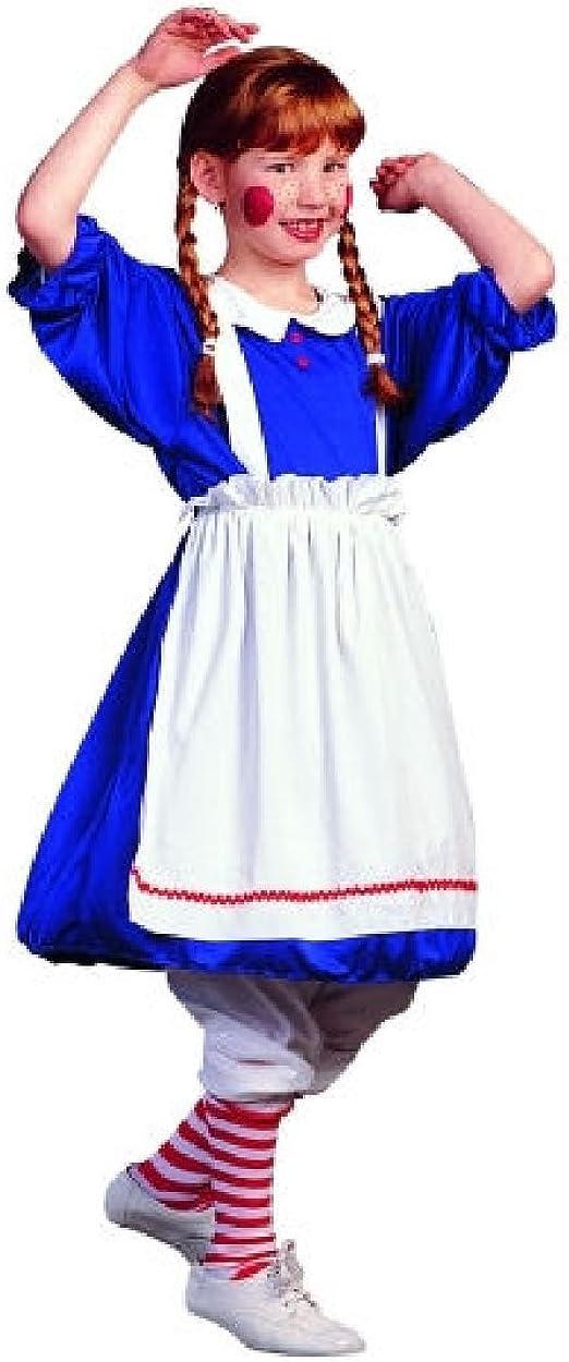 Amazon.com: ovedcray Raggedy Ann muñeca de trapo Niño ...