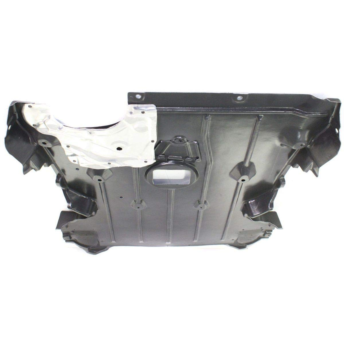 New Front Rearward Undercar Shield For 2008-2013 Bmw 1-Series Fits 135I//135IS Coupes BM1228139 51758046494