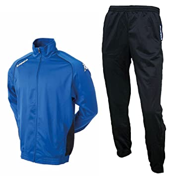 Kappa Pescara Tracksuit 302P3X0 913 sport suit for men in blue-black, Size  18b6793ef70