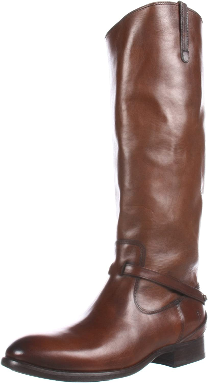 FRYE Women's Lindsay Plate Knee-High Boot