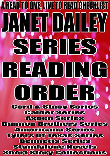 janet dailey bannon brothers - 5