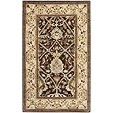 Cheap Safavieh Persian Legend Collection PL819J Handmade Traditional Brown and Beige Wool Area Rug (3′ x 5′)