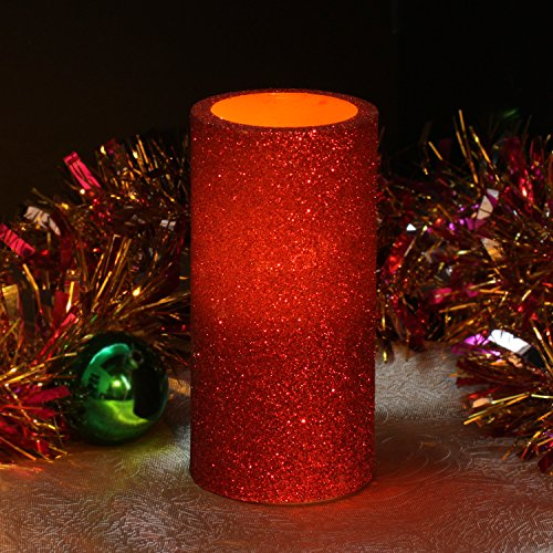 6 flameless candle with timer - 3