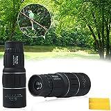 Loilee Accessories Beileshi 16 x 52 Dual Focus Monocular Spotting Telescope Zoom Optic Lens Binoculars Coating Lenses Hunting Optic Scope