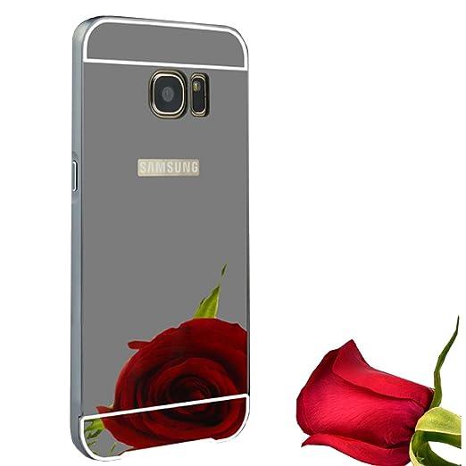 2 opinioni per Cover Samsung Galaxy S7 Edge, LXHGrowH Custodia a Specchio per Samsung Galaxy S7