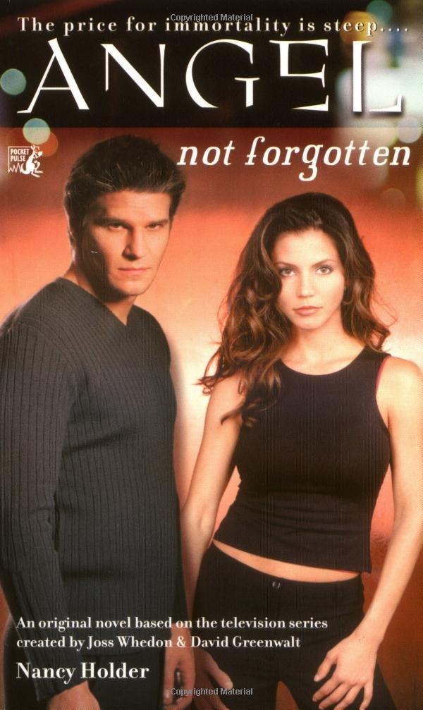 Download Not Forgotten (Angel) PDF