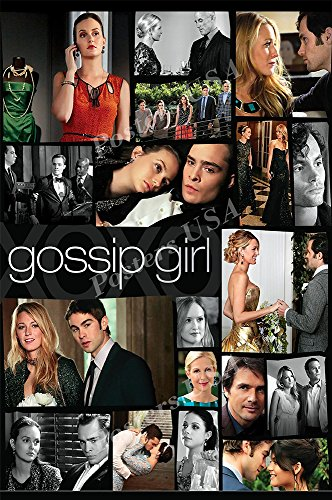 Posters USA Gossip Girl TV Series Show Poster GLOSSY FINISH