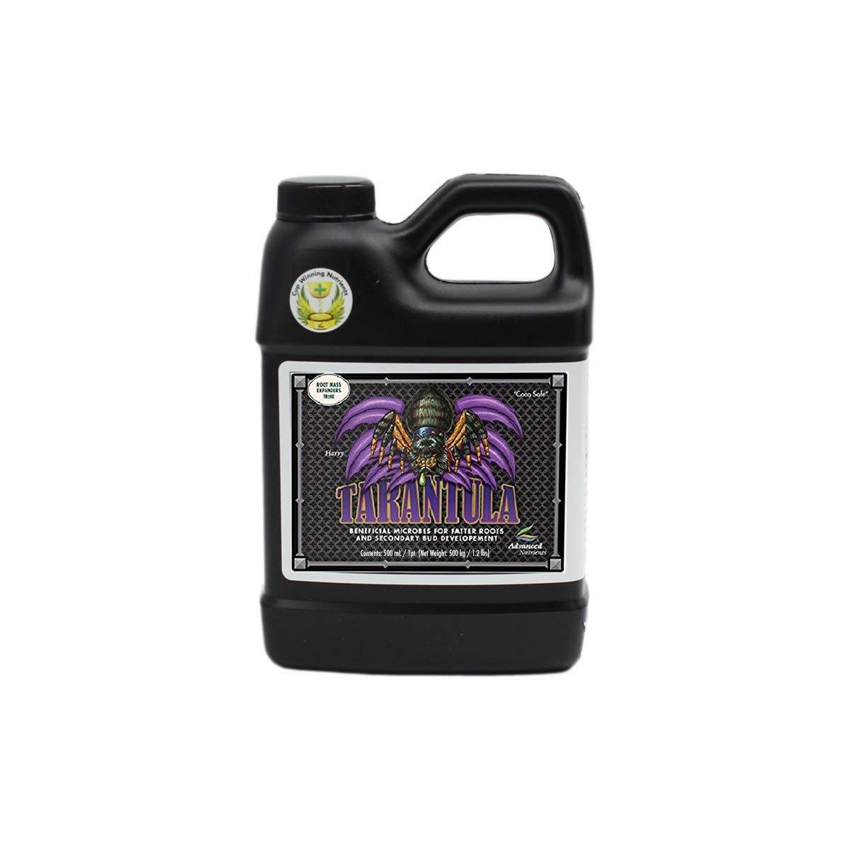 Advanced Nutrients Tarantula Liquid Microbial Organic Beneficial Bacteria Liquid Fertilizer 500mL