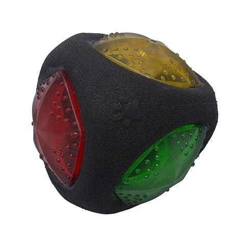Petper Cw-0035EU - Juguete de pelota luminosa para perros, juguete ...