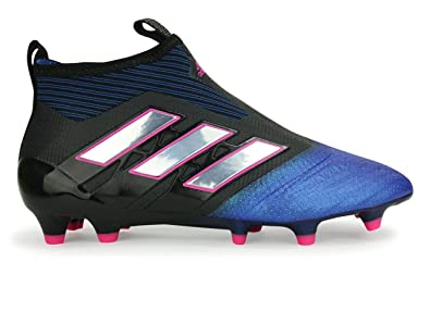 cheap for discount 2c414 313e9 Amazon.com | Adidas Kids ACE 17+ PureControl FG Core Black ...