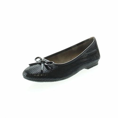 Womens 22100 Ballet Flats Jana KR3eby
