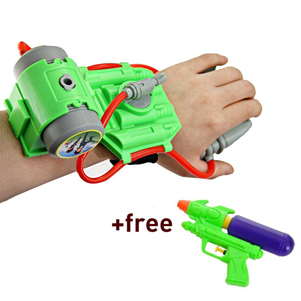 Plastic Wrist Water Gun Outdoor Toy Gun