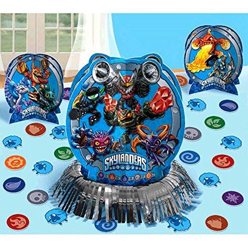 Skylanders Table Decorating Kit (23pc)