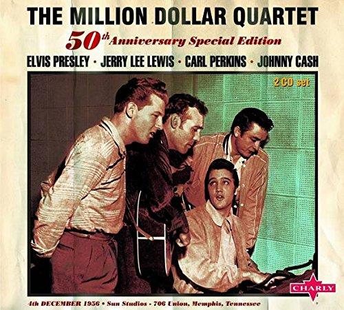 (The Million Dollar Quartet: 50th Anniversary Special Edition)