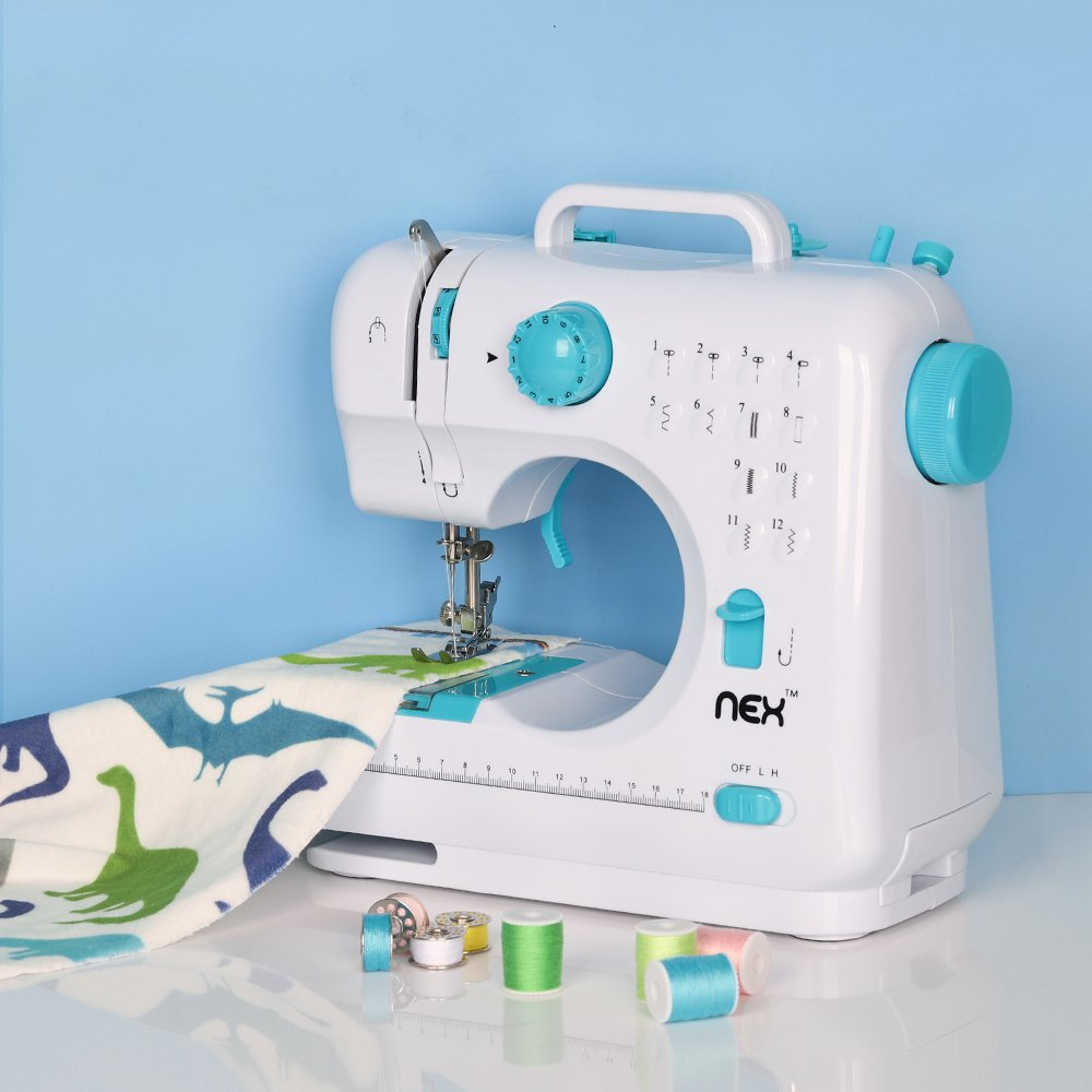 NEX Sewing Threads Kit Home Handicraft Class Travel with Colors Spools of Thread /& Multiple Sewing Supplies for Adults /& Kids DIY