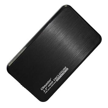 Olmaster EB-2506U3 Caja multifunción Sata USB 3.0 HDD Caja de 2.5 ...