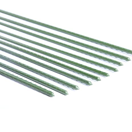 EcoStake, Garden Stake, Palnt Stake, Plastic Coated Steel Tube Stakes, 5/