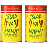 Slap Ya Mama Cajun Seasoning 8oz, Pack of 2