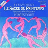 Stravinsky: Le Sacre du Printemps (The Rite of Spring) (1921 Version) / Symphonies of Wind Instruments (Original Version, 1920)