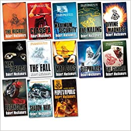 Cherub Series Collection Pack Robert Muchamore 13 Books ...