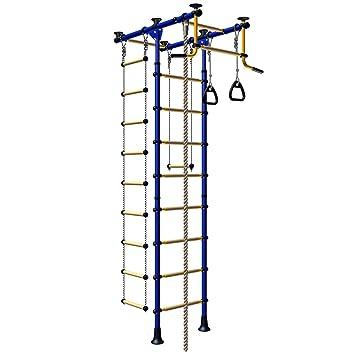 Escalera de Juegos para Niños, Conjunto Desde el Suelo Hasta el ...
