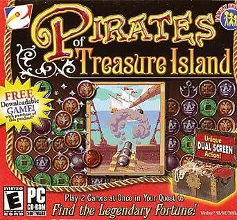Amazon com: Pirates of Treasure Island (PC Games): Video Games