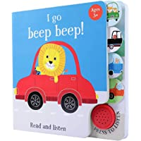 Iseek. I Go...beep Beep (sound Book)