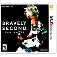 Bravely Second: End Layer - Nintendo 3DS - Standard Edition