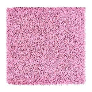 Ikea Hampen Rug Bright Cerise/Pink High Pile
